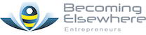 Becoming Elsewhere Entrepreneurs Logo